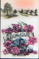 « Un Bonjour De RULLES» - Imprimé En France (1947) - België