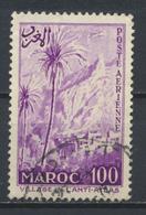 °°° MAROC - Y&T N°100 PA - 1955 °°° - Marocco (1956-...)
