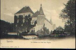 SPONTIN « Le Château Du Côté Des Chutes » - NELS Série 2, N° 17 - Belgique