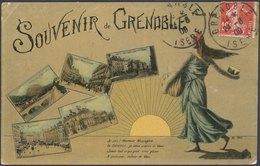Souvenir De GRENOBLE - Grenoble