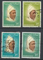 °°° MAROC - Y&T N°119/122 PA - 1983 °°° - Marocco (1956-...)
