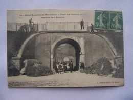 1-4---saint Laurent De Brevedent Pont Du Chemin De Fer Chemin Des Sources - Sonstige Gemeinden