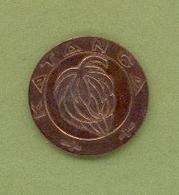 KATANGA : 5 Francs 1961 - Katanga