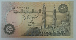 Egypt 50 Piasters Issued 1992 - Egypte