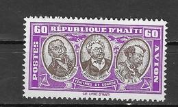 HITI Nº AE 8 - Haití