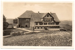 AU-FISCHINGEN Allenwinden Gasthaus Zum Kreuz Besitzer: B. Röthlisberger Belebt Gel. 1929 N. St. Gallen - ZH Zurich