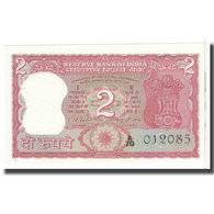 Billet, Inde, 2 Rupees, KM:53e, SPL - Inde