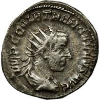 Monnaie, Trébonien Galle, Antoninien, 252, Roma, TTB, Billon, RIC:72 - 5. L'Anarchie Militaire (235 à 284)