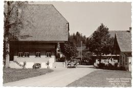 EGGIWIL Heidbühl Gasthof Zum Hirschen Besitzer Ch. Liechti Oldtimer Auto - BE Berne