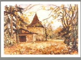 CPM 38 - La Cote Saint André - Pavillon - Le Paradis Fouillis - Peinture Jean Paul Gautier - La Côte-Saint-André