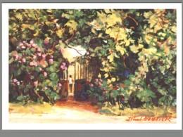 CPM 38 - La Cote Saint André - Entrée Du Paradis Fouillis - Peinture Jean Paul Gautier - La Côte-Saint-André