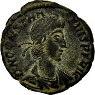 Monnaie, Constance II, Nummus, 352, Roma, TB+, Cuivre, RIC:283 - 7. L'Empire Chrétien (307 à 363)