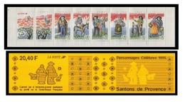 France 1995 Neuf** N° BC 2982 Les Santons De Provence - Non Pliée - Carnets