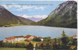 AK 0131  Fürstenhaus Am Achensee Gegen Zillertaler Alpen - Verlag Monopol Um 1928 - Achenseeorte