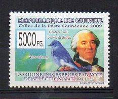 GUINEA BISSAU. G.L. LECREC DE BUFFON. MNH (2R2703) - Famous People