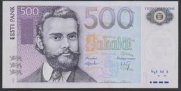 Estonia 500 Krooni 2000 P83 UNC - Estonie