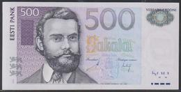 Estonia 500 Krooni 2007 P89 UNC - Estonie