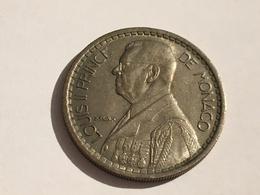 273/ LOUIS II PRINCE DE MONACO 1946 - Monaco