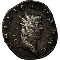 Monnaie, Gallien, Antoninien, 253-268, Milan, TB+, Billon, RIC:380 - 5. L'Anarchie Militaire (235 à 284)