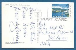 JAMAICA BEAUTIFUL SAN BAY 1971 - Giamaica (1962-...)