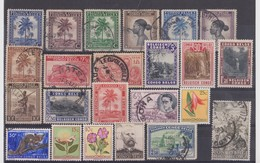 Congo Belge, Timbres Oblitérés. - Congo Belge