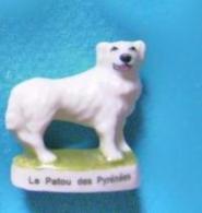 Fève Védère Animaux Des Pyrénées  I 2007 La Patou Des Pyrénées (À) - Animaux
