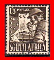 SUID AFRICA  SELLO AÑO  1941 - Oficiales