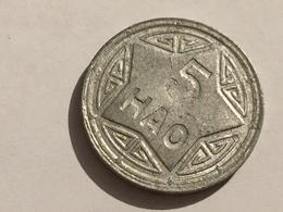 273/ VIETNAM 5 HAO 1946 - Coins