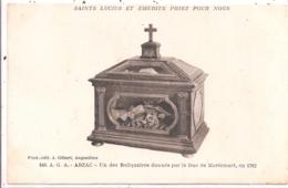 CPA - Abzac - Un Des Reliquaires Données Par Le Duc De Mortemart - France