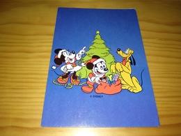 """Postal, Postcard, """"Merry Christmas"""" Edição Exclusiva CTT Portugal - Disney"""