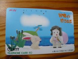 Phonecard Japan 351-025 - Japon