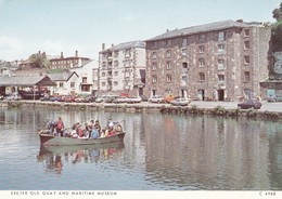 Postcard Exeter Old Quay And Maritime Museum  My Ref  B23309 - Exeter