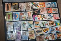 Lot Timbres Oblitérés ESPAGNE - Collections