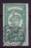 Martinique, Martiniquaise, 10c., 1922, VFU Superb Postmark - Martinique (1886-1947)