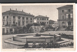 Treviso-valdobbiadene-piazza Marconi-fontana-viagg.1939 - Treviso