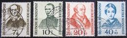 ALLEMAGNE FEDERALE                 N° 98/101              OBLITERE - [7] République Fédérale