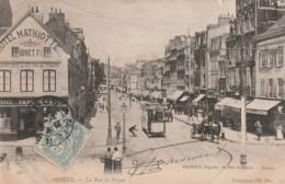 ***  80  ***  AMIENS  La Rue De Noyon - TTB - Amiens