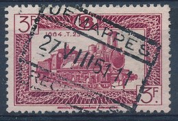 "TR 307  - ""JEMAPPES - RECETTES"" - (ref. 26.295) - Chemins De Fer"