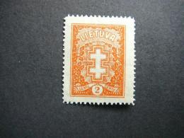 Lietuva Lithuania Litauen Lituanie Litouwen # 1933 MNH # Mi. 380 - Lituanie