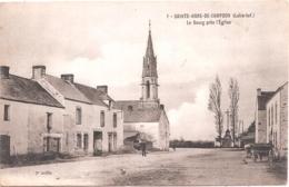CPA - Sainte-Anne-de-Campbon - Le Bourg Prés L'Eglise - Otros Municipios