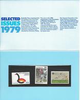 Australia 1979 Black Swan, Children Playing, Australia Day - 1966-79 Elizabeth II