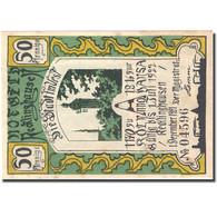 Billet, Allemagne, Recklinghausen 50 Pfennig 1922-07-01 SUP Mehl 1103.1 - Allemagne