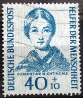 ALLEMAGNE FEDERALE                 N° 101                 OBLITERE - [7] République Fédérale