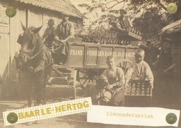 Baarle-Hertog Limonadefabriek Frans Verheijen Handel In Dranken - Baarle-Hertog