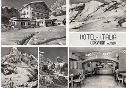 Trento - Corvara M. 1558 - Hotel Italia - Vedutine - - Hotels & Restaurants
