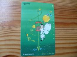 Phonecard Japan 291-238 Moe Nagata - Japon