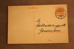 ( 2210 ) GS DR  P 110 I    Gelaufen  -   Erhaltung Siehe Bild - Allemagne