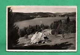 Deutschland Allemagne Titisee  Blick Auf Seehausle Und Zeltlager ( Format 9cm X 14cm ) - Titisee-Neustadt