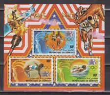 Djibouti, Olympic 1984,  S/s Block - Ete 1984: Los Angeles