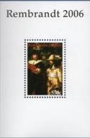 Dutch Antilles 2006 Rembrandt Night Watch  Block Issue MNH Nachtwacht 17th Century - Rembrandt
